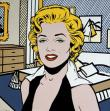 Antonio de Felipe:Marilyn Lichtenstein