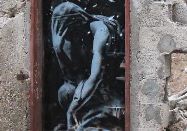 BANKSY: in Gaza