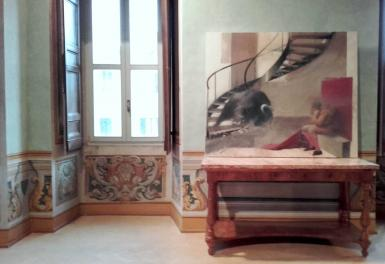 NICOLA PUCCI | Majestic Exhibition at Spoleto Museum in Italy