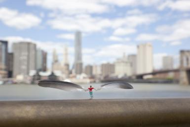 SLINKACHU: Global Modern Village, New York