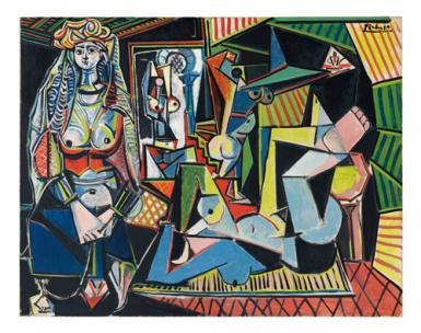 PICASSO: Record high auction price